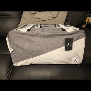 Nike Air Jordan Jan Pivot Gym Duffle Bag